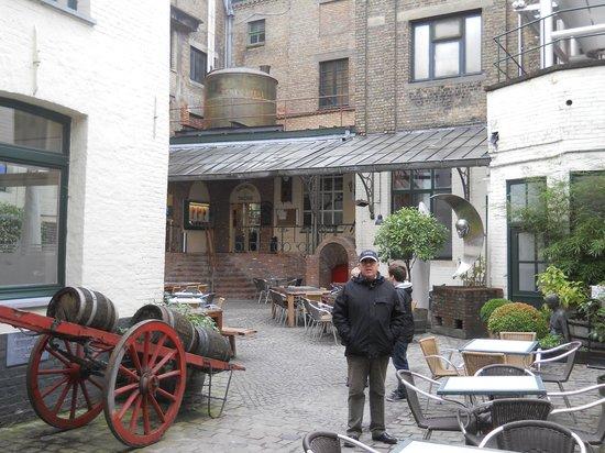 Brouwerij De Halve Maan : esterno birrificio