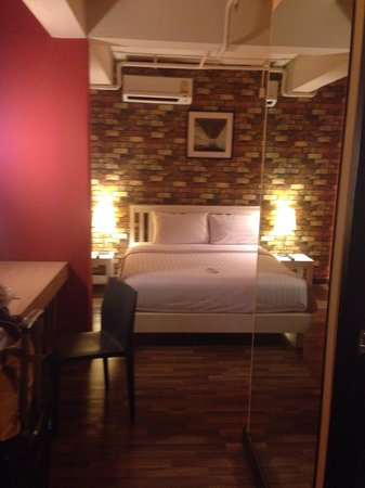 Ibis Styles Chiang Mai: Cozy room