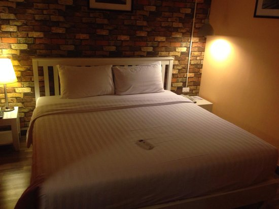 Ibis Styles Chiang Mai: Comfortable bed