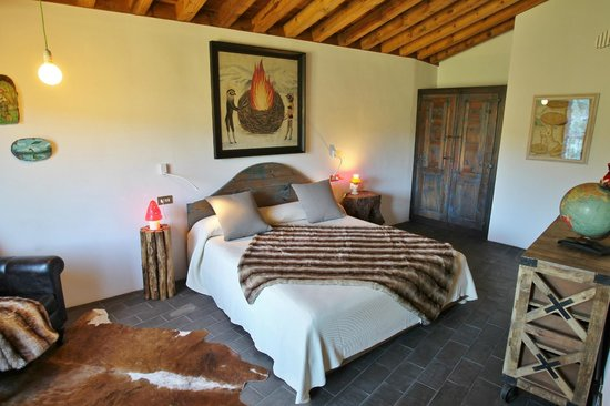 La Demba Arte-Hotel: Habitación Nido