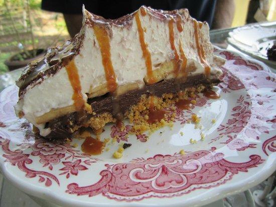 Chivit Thamma Da Coffee House, Bistro & Bar : Banoffee Cake