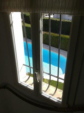 Hotel Marc Hely : la piscina