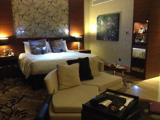 Fairmont Bab Al Bahr: Bedroom - Standard