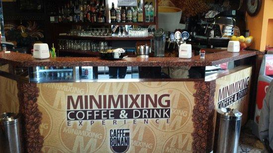 Bar Mini Mixing
