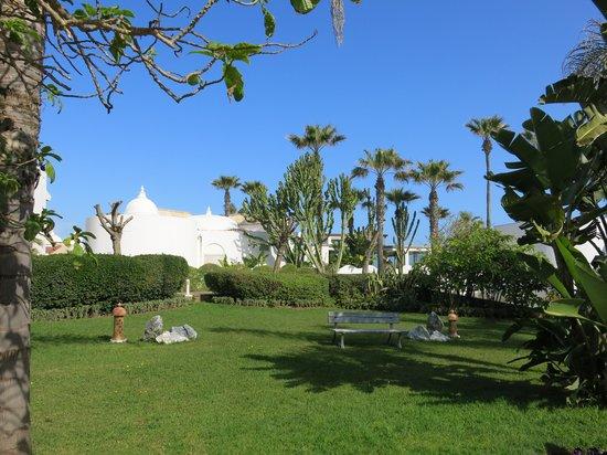 L'Amphitrite Palace : Hotelgarten