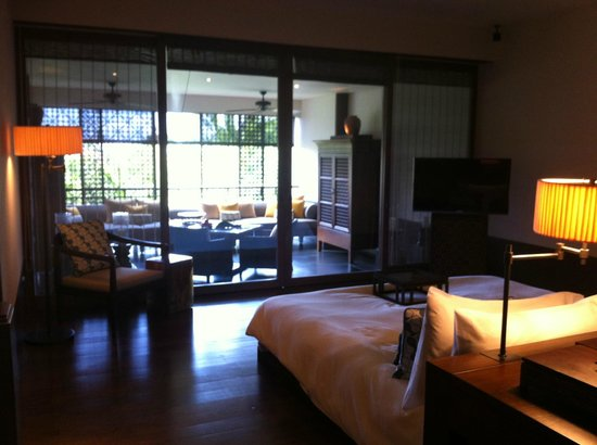 Fairmont Sanur Beach Bali: My room with garden view