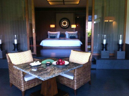 Fairmont Sanur Beach Bali: My room