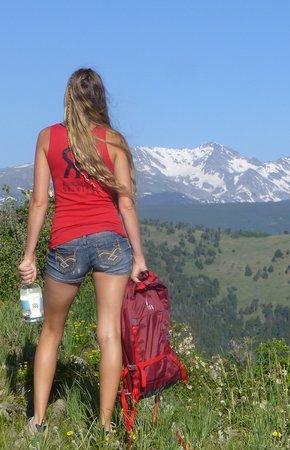 Vapor Distillery: Hiking + RH Gin + Continental Divide