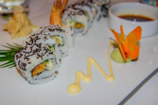 ZEST: Sushi Degustation