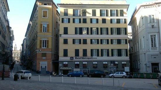 Best Western Hotel Metropoli: L'hotel