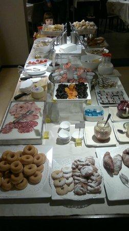 Best Western Hotel Metropoli: La colazione