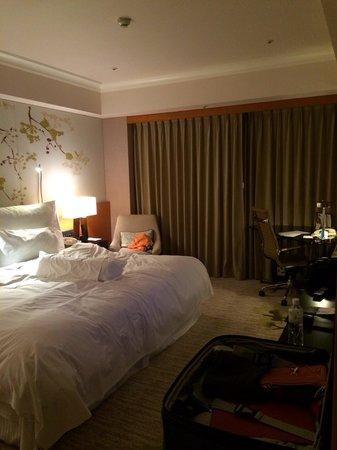 The Westin Taipei : Small room executive superior