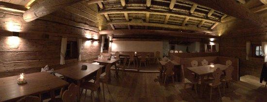 Costamula Restaurant: Panoramica sala ristorante
