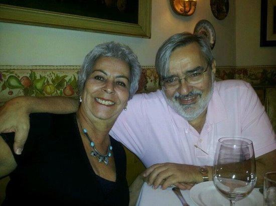 Provincia Di Salerno: Regina e Paulo Emilio Carneiro