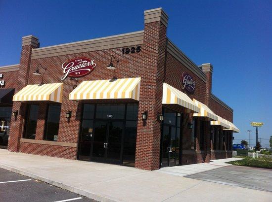 Graeters Ice Cream Lexington 1925 Justice Dr Restaurant