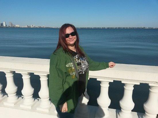 Bayshore Boulevard: Such a nice walk!