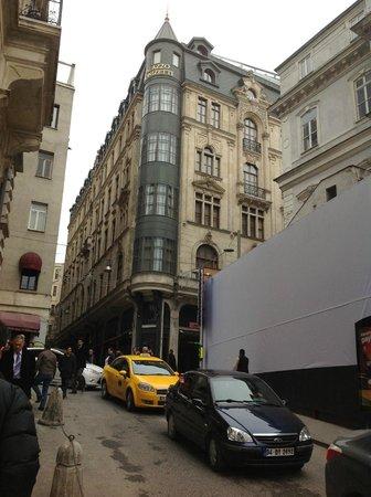 Palazzo Donizetti Hotel: Palazzo