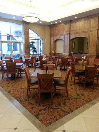 Homewood Suites by Hilton Boise: Breakfast room