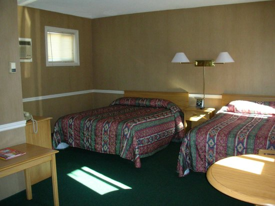 Adams Motel: Double suite