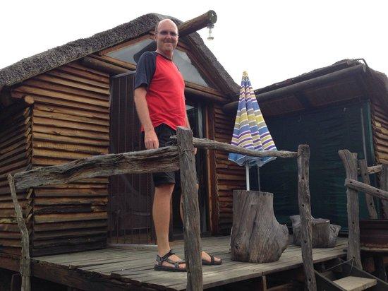 Addo Dung Beetle Guest Farm: Hütte mit Kochgelegenheit