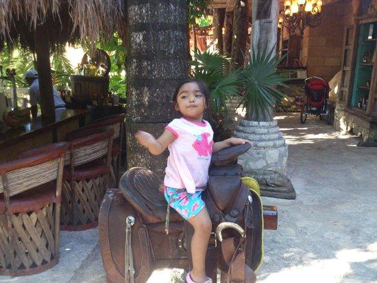 "Xcaret Eco Theme Park : Restaurant ""El Mexicano"""