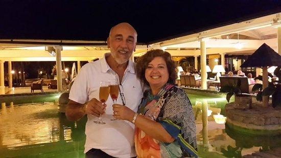 Iberostar Grand Hotel Bavaro : Drink no lobby