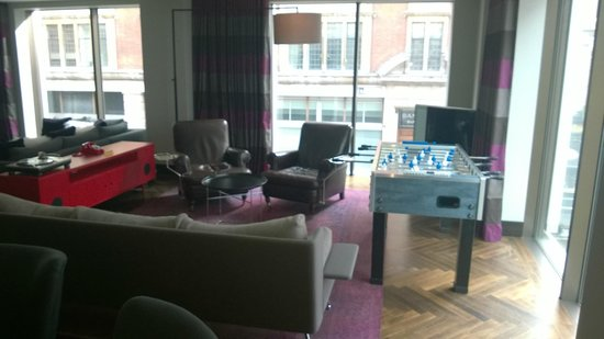 South Place Hotel: Lounge