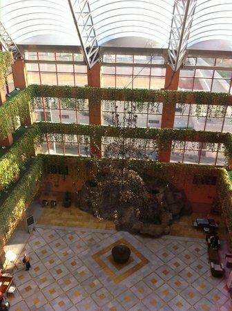 Almunecar Playa Spa Hotel: Hall
