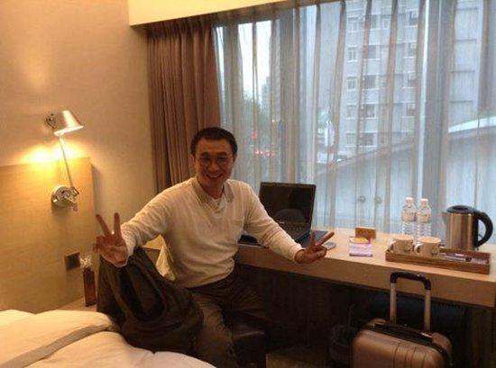 Hotel Day Plus Taichung: 這是舒適的房間ㄛ~