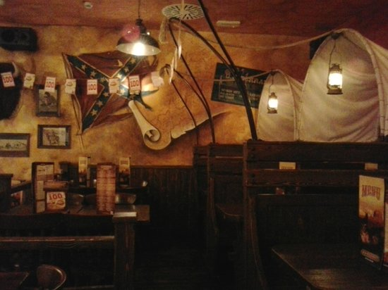 Old Wild West: le carovane