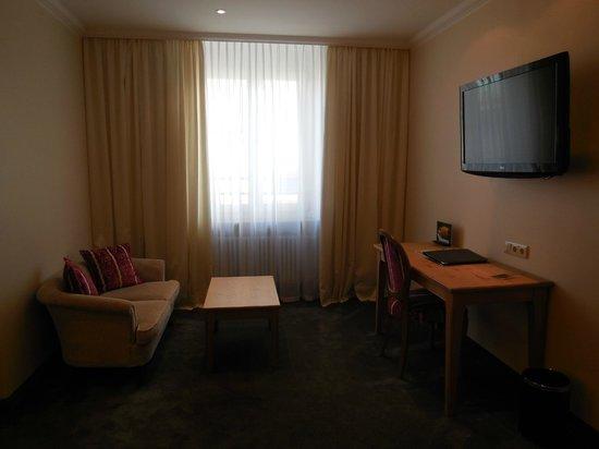 Eden Hotel Wolff: スーペリアツイン・アルペンスタイル