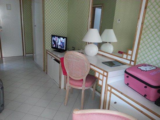 Hotel President : la camera