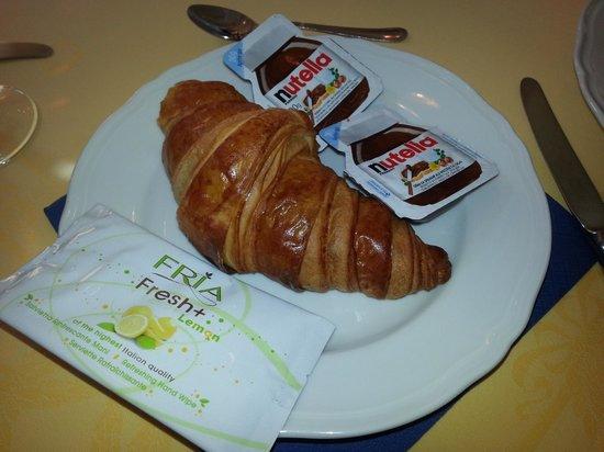 Hotel President : colazione