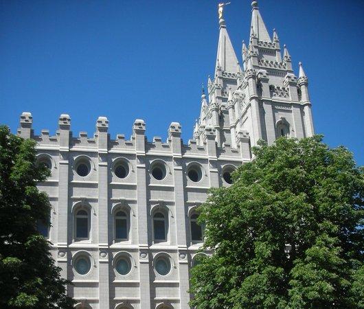 Temple Square: 7