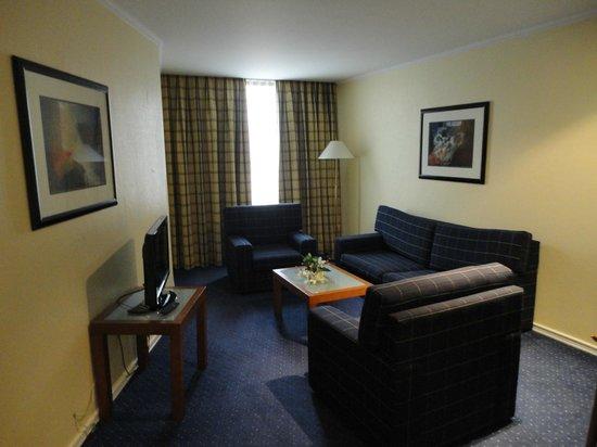 Holiday Inn Lisbon : Suite