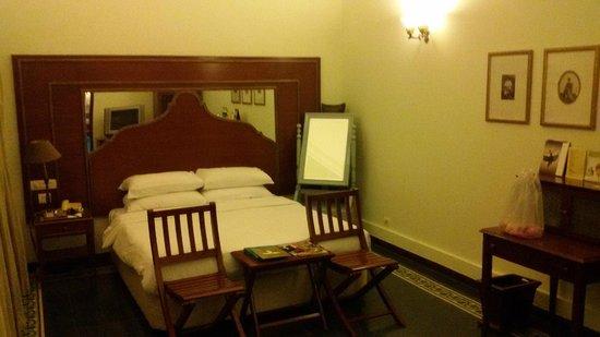 Taj Usha Kiran Palace, Gwalior : bedroom