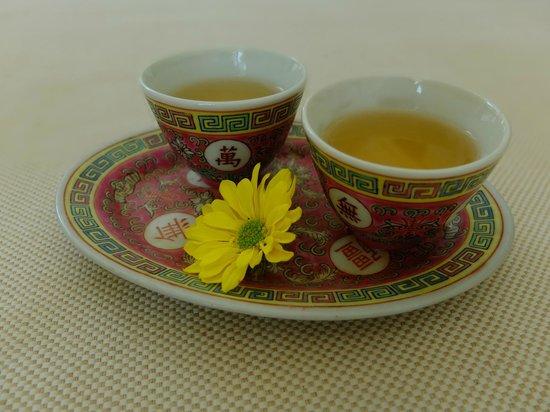The Majestic Malacca: スパで頂いたお茶★