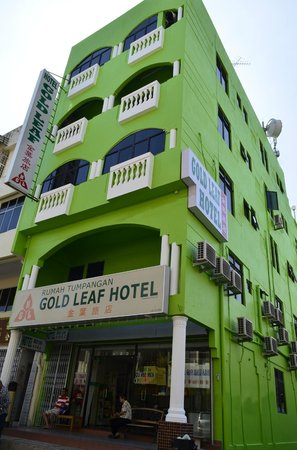 Photo of Gold Leaf Hotel Melaka
