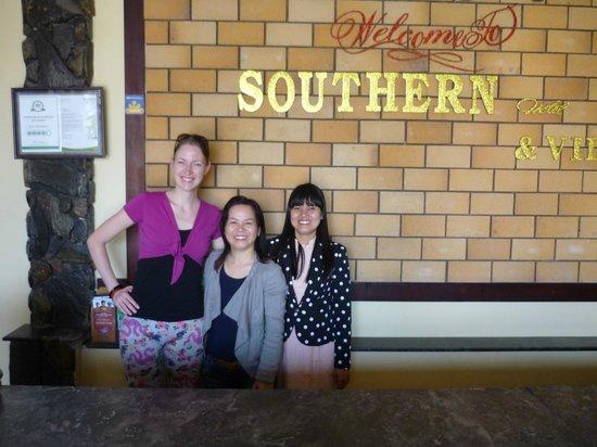 Southern Hotel & Villa Hoi An: Доброжелательный отзывчивый персонал