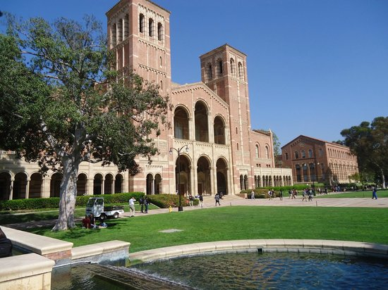 Hotel Angeleno: UCLA