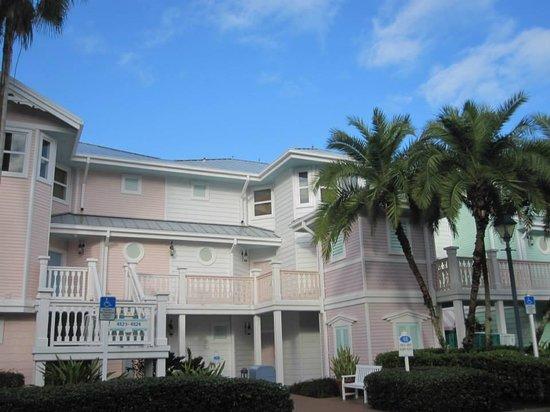 Disney's Old Key West Resort: Building #48