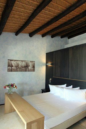 Cambiocavallo - Unesco Area & Resort : Deluxe double room