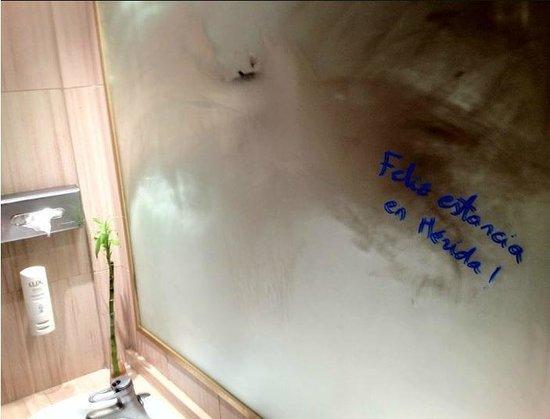 TRYP Merida Medea Hotel: baño habitación premium
