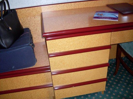 Palace Hotel Meggiorato: mobili