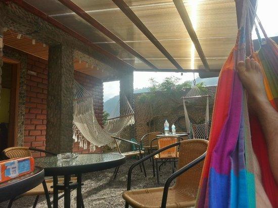 La Casa del Molino Blanco Bed & Breakfast: Area comum