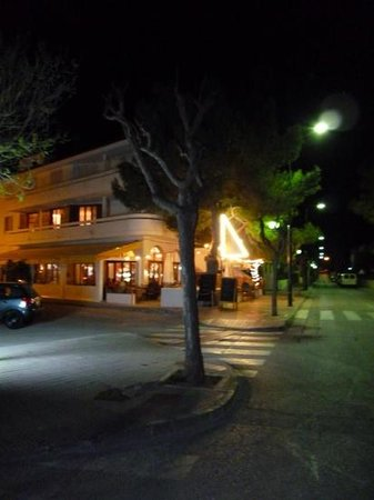 Restaurant Strandkorb