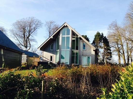 Swandown Lodges: lodge 14
