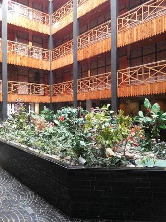Honeymoon Inn Manali : interior