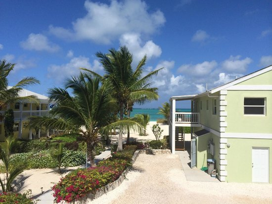 Aquamarine Beach Houses: View from Sunset Balcony 5BD Unit