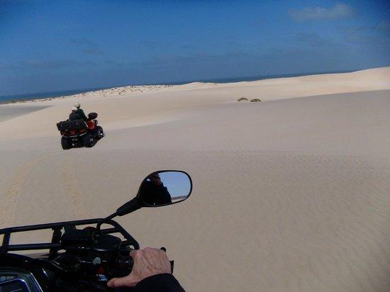Boa Vista Private Quad Tours : Durch die Wüste, einmalig!!